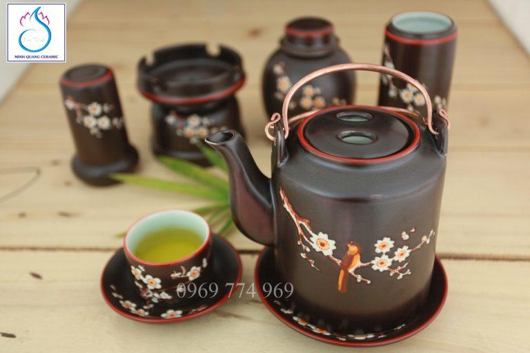 Bộ tích trà Vạn Lộc Trường An