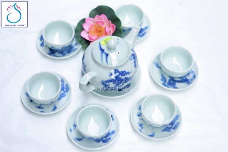 Cách xử lý bộ ấm trà mới mua