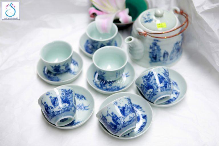 Bảo quản bộ ấm trà sau mỗi lần sử dụng