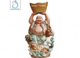 Tượng Phật Di Lạc ban tấn tài tấn lộc