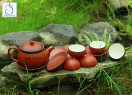 Bộ trà gốm Tử Sa: Món quà tặng đầy ý nghĩa